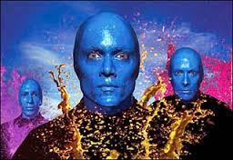 2014 Blue Man